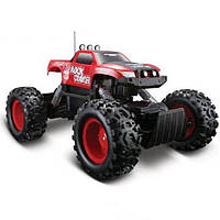 Автомодель на р/у Rock Crawler (аккум. 6v + 2хАА) красный