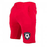 Los Angeles Sweat Shorts - Red, фото 1