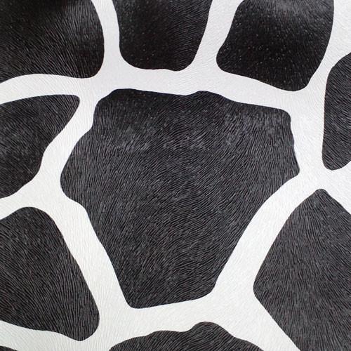 Жираф черный