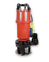 Фекальный Насос с Режущим Механизмом (Оптима) Дренажный, Грязной Воды, Optima WQ15-15QG 1.5кВт