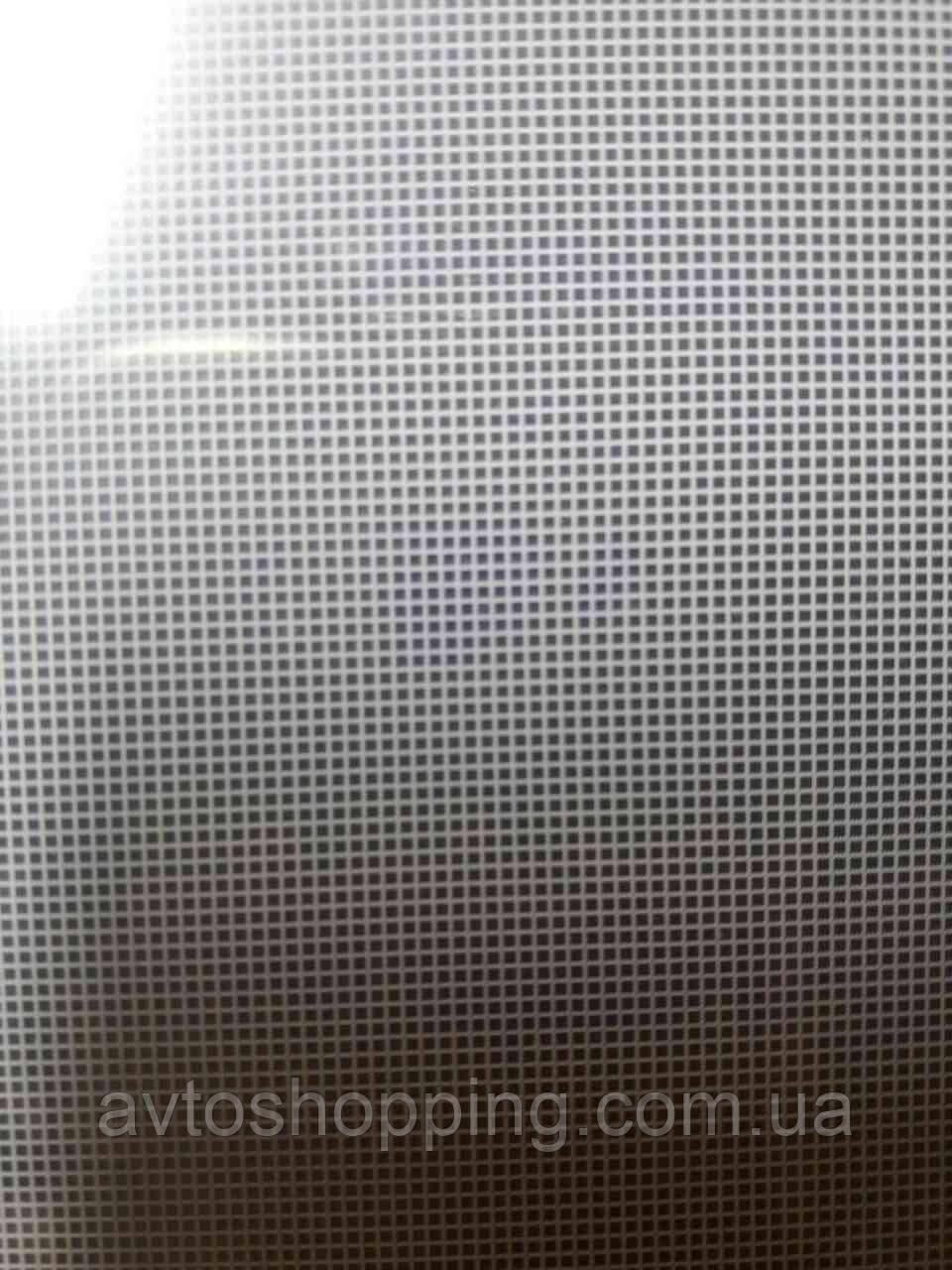 Пленка Тонировочная  в Сетку СЕТКА Guard 50 cм 3 метра, БЕЛАЯ пленка для тонировки стекол. Антицарапка