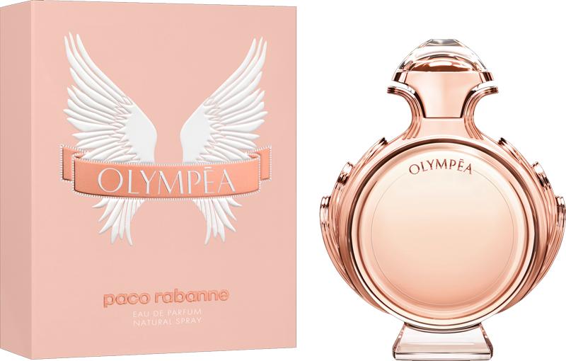 Paco Rabanne Olympea (Пако Рабан Олимпия), женская парфюмированная  вода, 80ml