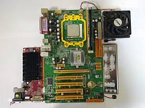 Комплект  Athlon 64 X2 5000+/Jetway M2GTA-4VP/4Gb-DDR2/Radeon HD5450