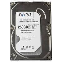 "➨Жесткий диск i.norys 3,5"" 250GB 5900rpm 8MB (INO-IHDD0250S2-D1-5908) HDD для настольного компьютера"