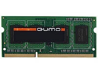 ➨Модуль памяти QUMO DDR3 4GB/1600 SO-DIMM оперативная память для ноутбука