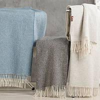 Плед Wool Lille в ассортименте 140*200