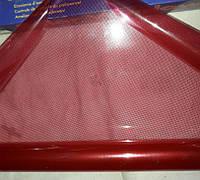 Пленка Тонировочная  в Сетку СЕТКА Guard 50 cм 3 метра, КРАСНАЯ пленка для тонировки стекол. Антицарапка