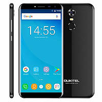 "Oukitel C8 2/16GB MTK6580 5.5"" Black"