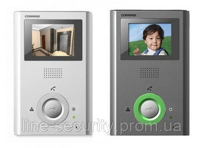 Видеодомофон Commax CDV-35H - Line Security в Черкассах