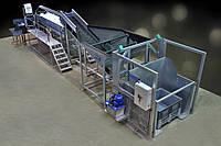 Оборудование для переработки корнеплодов (морковь, картофель, сельдерей, свекла и др)