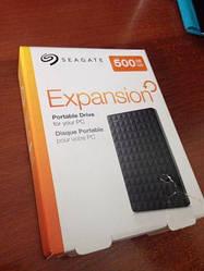 Внешний жесткий диск Seagate Expansion 500GB STEA500400 2.5 USB 3.0