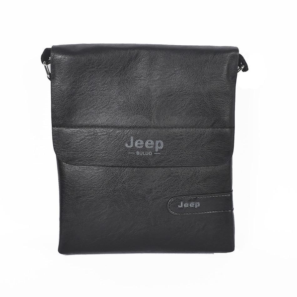 """Сумка-планшетка """"Jeep 3231-1 Black"""" (размер 1)"""