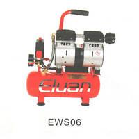 Компрессор безмасляный малошумный EWS 06