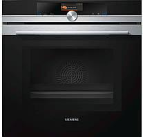 Духовой шкаф с микроволновкой Siemens HM676G0S1 (67 л, 3,65 кВт)