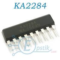 KA2284, Светодиодный индикатор уровня сигнала, SIP9