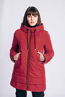 Куртка большого размера весенняя женская р. 54-66
