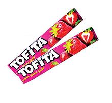"Жевательная конфета ""Тофита"" клубника (47 г)"