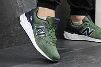 Кроссовки кросівки мужские New Balance 999 Темно зеленый, 41