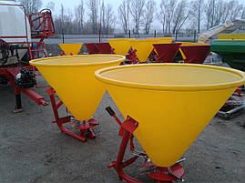Разбрасыватель розкидач минудобрений 500 л Jar Met Польша , фото 2