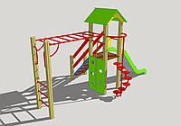 Детский игровой комплекс ДИК-5