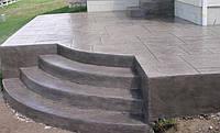 Маршевые бетонные лестницы