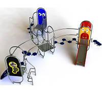 Детский игровой  комплекс Париж