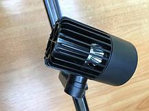 Светодиодный трековый светильник SL-4003 30W 3000К черный Код.58051, фото 2