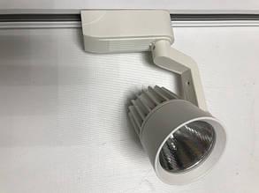 Трековый светильник led SL-4003 10W 4000К белый Код.58053, фото 2