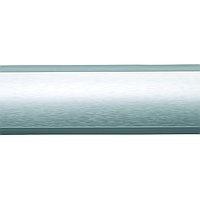 Заглушка универсальная WAP 116 98656 Серебрянный 268291-040 дополнение к кухоной отбортовке