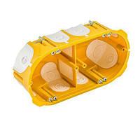 KPL 64-50/2LD — коробки приборные двухместные