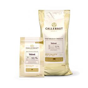 Білий шоколад Velvet Callebaut