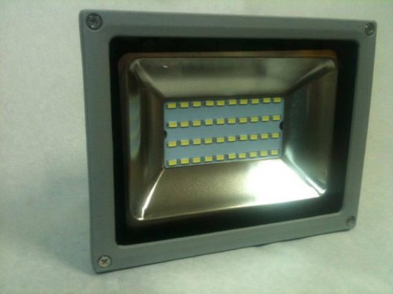 Светодиодный прожектор SMD 5730/40 20W 6500К Код.58303, фото 2