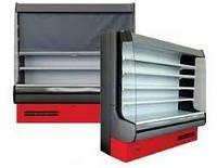 Горка холодильная пристенная Modena 1, 0+