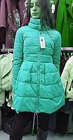 Удлиненная куртка пальто демисезонная от производителя