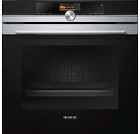 Духовой шкаф с пароваркой Siemens HS636GDS1 (71 л, 3650 Вт)