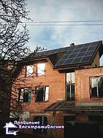 Сонячна електростанція 6,6 кВт м. Львів