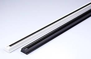 Шинопровод трековый SL-01/Тчерный (1м ) Код.57166, фото 2
