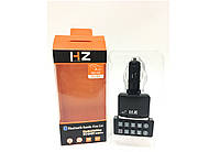Модулятор FM автомобильный HZ USB/Bluetooth (12-24V)