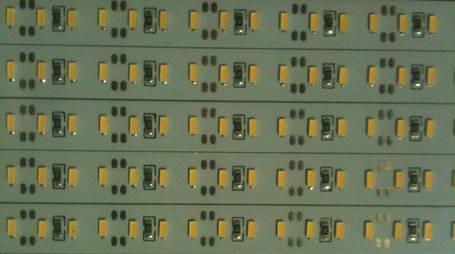 Светодиодная линейка SMD 4014/144 12V 4200K IP20 1м Код.58621, фото 2