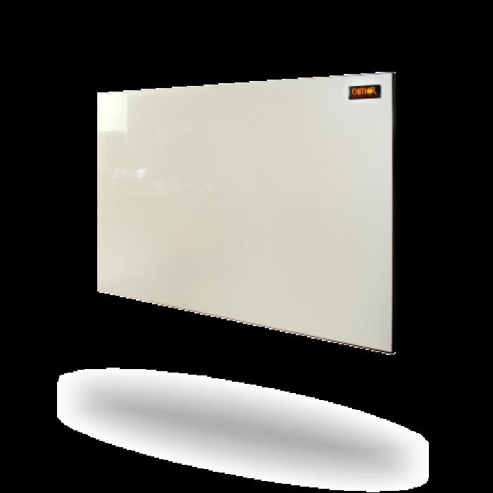 Керамічна Електропанель DIMOL Mini 01 кремова, Без керування - Lantern – інтернет магазин електротоварів в Львовской области