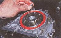 Задняя крышка сальника коленвала змз 406 двигатель