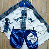 Одежда на крестины новорожденных мальчиков