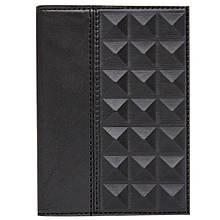 """Обложка на паспорт из кожи """"Геометрия"""" Makey (509-08-44)"""