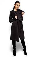 Кашемірове чорне пальто-кардиган Miller (S, M)