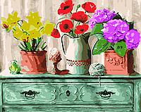 Картина по номерам 40х50 ART STORY - Домашний уют