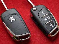 Выкидной ключ Peugeot Partner ID46 433Mhz NEW