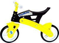 Беговел RoyalBaby KB7500 Black/Yellow