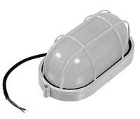 Светодиодный светильник для ЖКХ антивандальный BL1402L 8W овал. белый IP54 Код.58749
