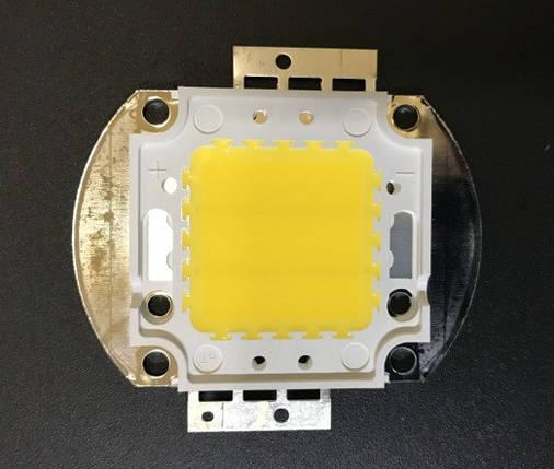 Светодиод матричный СОВ для прожектора 20W 3000К PREMIUM Код.58817, фото 2