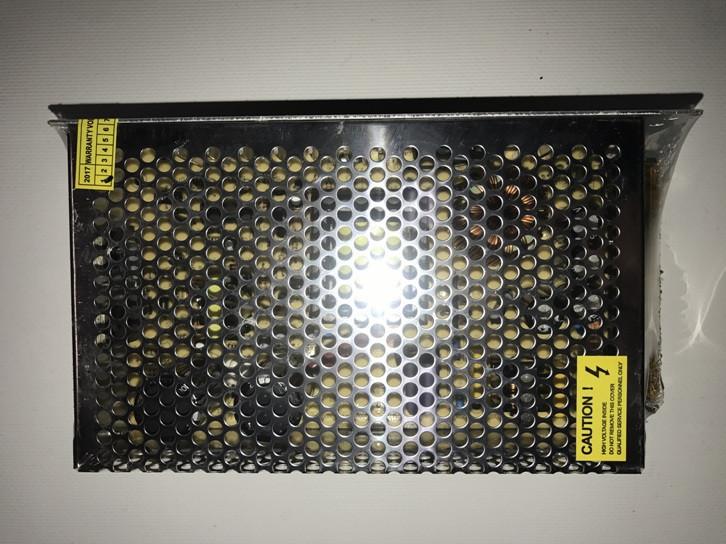 Блок питания  24В 240Вт 10А IP20 перфорированный Код.58840